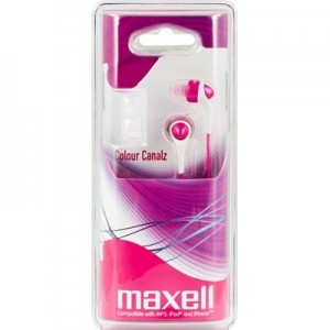 Maxell Colour Canalz Rosa
