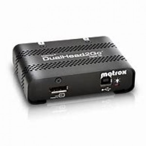 Matrox DualHeadToGo digital
