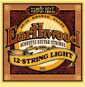 EB-2010 Earthwood 12-string Light